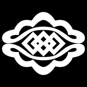 細川対い松(松蓋菱)