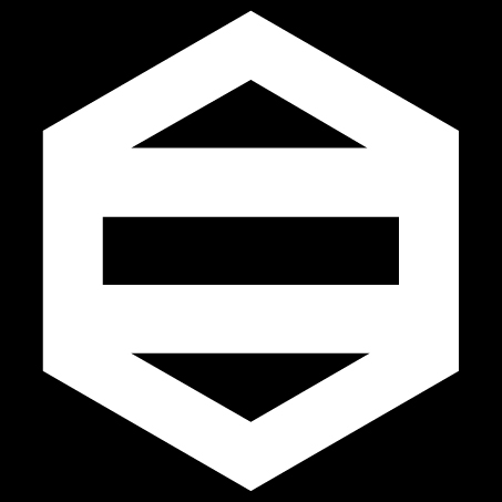六角に二つ引