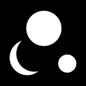 三光(日月星)