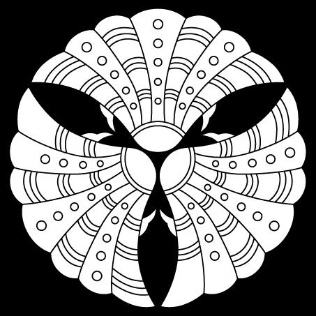 三つ板谷貝