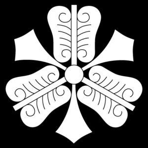 剣三つ唐団扇