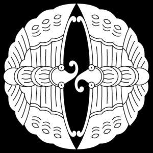 北條対い蝶