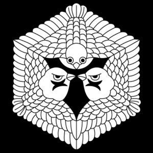 六角形三羽雀