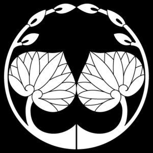 花付抱き葵