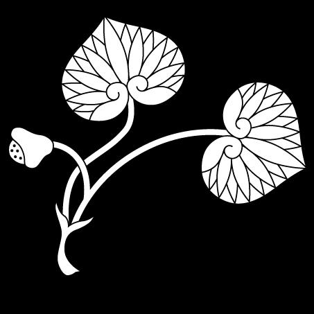 二葉葵(京都加茂別雷神社)