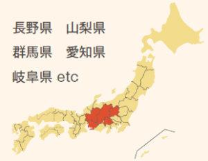 分布図_沢潟