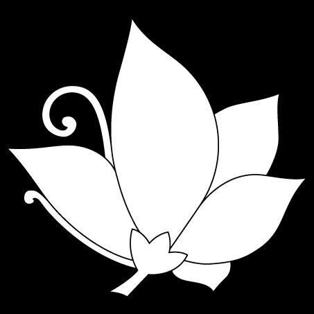 揚羽桔梗蝶