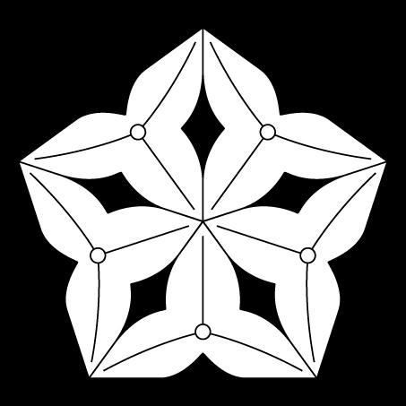 沢瀉桔梗(紋典)