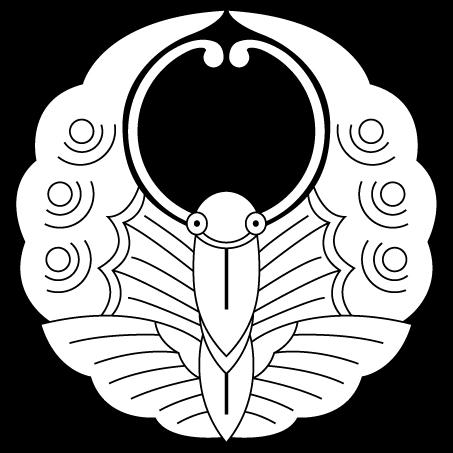 浮線蝶(臥蝶)