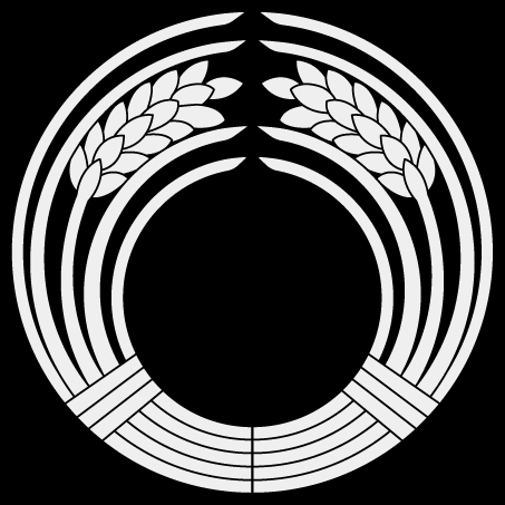 抱稲(伏見稲荷大社)