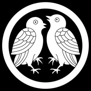 小島対い鳩