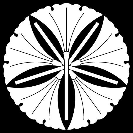 五つ軸違い銀杏