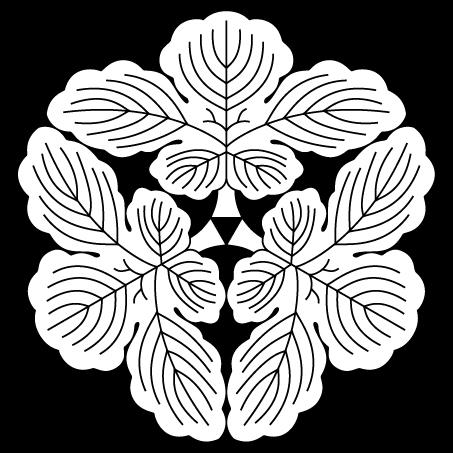 三つ梶の葉
