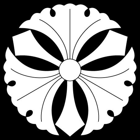 剣三つ銀杏