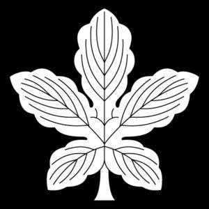 細立梶の葉